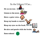 Library Expectations (special education students)