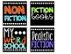 Library Genre Labels {EDITABLE}