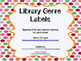 Library Genre Posters