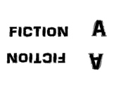 Library Genre Signs, Foldable