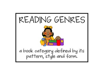 Library Genres
