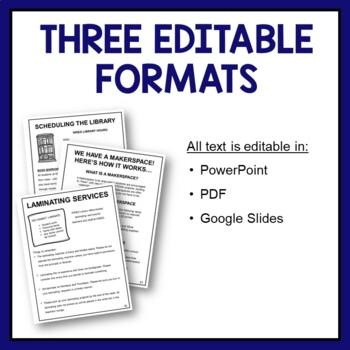 Library Handbook for Teachers Elementary Version