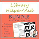 Library Helper Aid Bundle