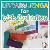 Library Jenga for Website Evaluation