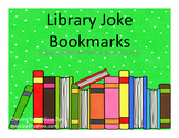 Library Joke Bookmarks