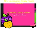 Library Labels!