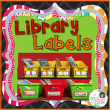 Library Labels