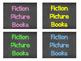 FREEBIE! Library Labels