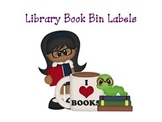 Library Labels- By Level and Genre