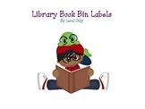 Library Labels- By Level (not genre)