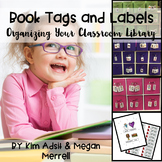 Library Labels - Get Your Classroom Organized