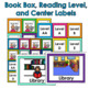 Library Labels {for Autism or Special Education}