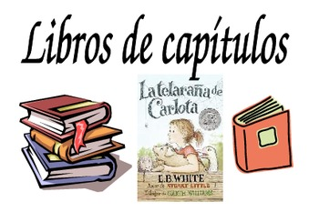 Spanish Library Labels I (editable)