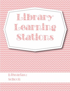 Library Learning Stations