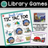 Book Care | What Happened to Marion's Book? | Tic Tac Toe | Bingo