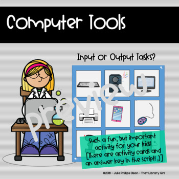 Using Computer Tools - Research for Littles