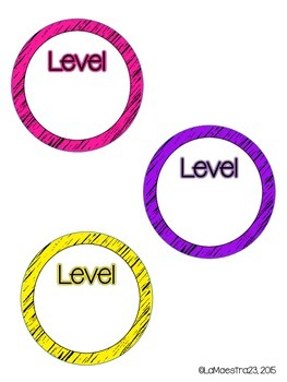 Library Level Circles