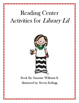 Library Lil Reading Center Packet