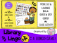 Library Lingo Jr.: A Bingo Game