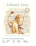 Library Lion Adapted Pictures