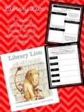 Library Lion: Reading Comprehension Activities