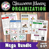Library Organization {BUNDLE}