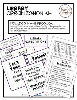 Library Organization Kit