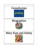 Library Organization Labels