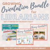 Library Orientation Bundle
