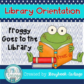 Library Orientation Froggy Goes To The