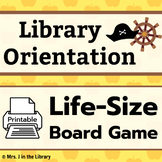 Library Orientation Game: Pirates Theme