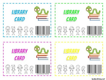 Library Passes
