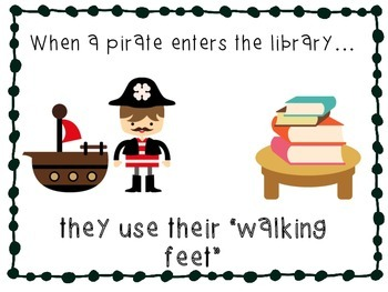 Library Pirates: Introduction to the School Library