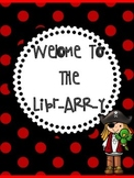 Library Pirates- Welcome to the Library