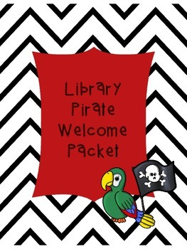 Library Pirates: Welcome to the Library