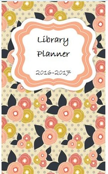 Library Planner 2016-17 Floral