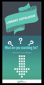 Library Poster – Catalogue