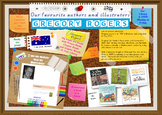 Library Poster Hi Res - Gregory Rogers Australian Author Illustrator Of Books