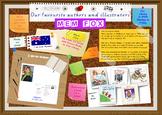 Library Poster Hi Res - Mem Fox Australian Author Of Child