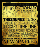 Library Poster - References