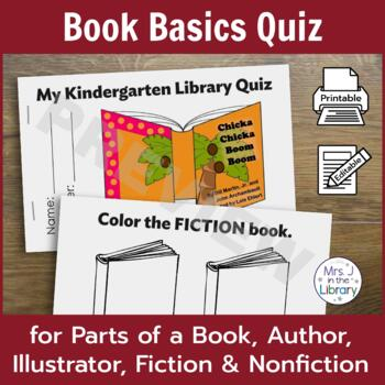 how to know if a book is fiction or nonfiction