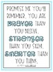 Library Quote Wall Printables