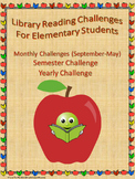 Library Reading Challenges