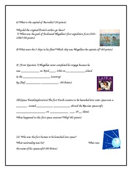 Library Reference Book Scavenger Hunt