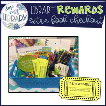 Library Rewards: Extra Book Checkout