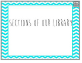 Library Section Flipchart