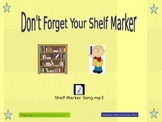 Library Shelf Marker Song