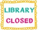 Library Sign