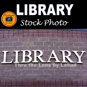Library Sign Stock Photo #273