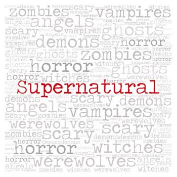 Library Sign: Supernatural